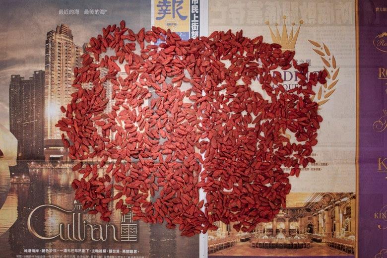 杞子。來自《貧窮線- 香港》系列